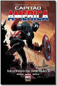 Capitao America - Naufrago Na Dimensao Z