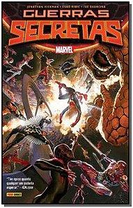 Guerras Secretas - Marvel