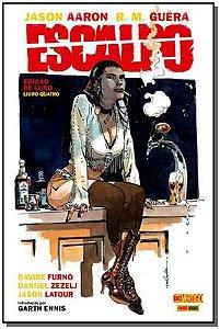 Escalpo - Vol. 4 - (Edição de Luxo)