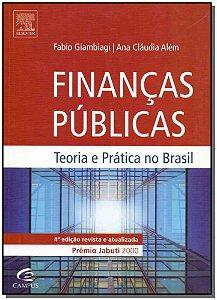 Finanças Públicas - 04Ed/11