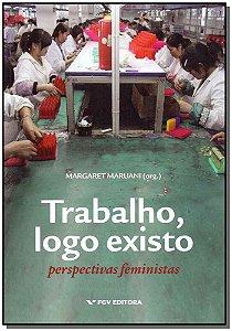Trabalho, Logo Existo - Perspectiva Feministas