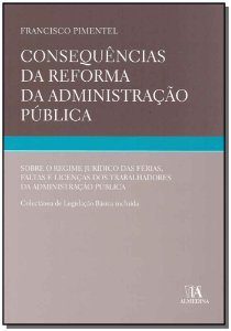 Consequências Da Reforma Da Administração Pública