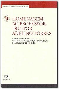Homenagem Ao Professor Doutor Adelino Torres