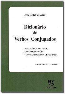 Dicionário De Verbos Conjugado - 04Ed/95