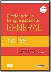 Dicionário De Lengua Espanola