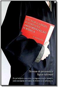 Argumentação Jurídica - 06Ed/15