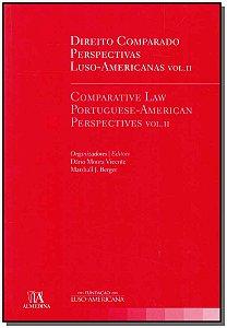 Direito Comparado Perspectivas Luso-Americanas - Vol. Ii