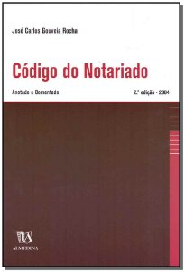 Código Do Notariado - Anotado E Comentado - 02Ed/04