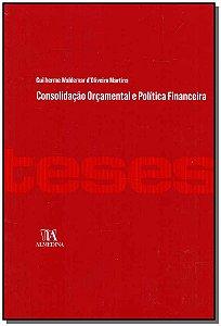 Consolidação Orcamental E Política Financeira