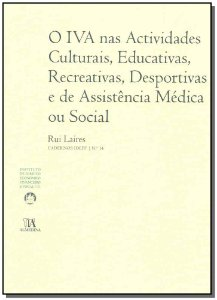 Iva Nas Actividaddes Culturais, Educativas, Recreativas, Desportivas E De Assistência Med. Ou Social