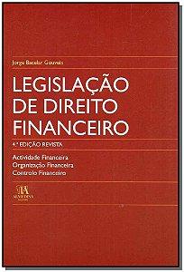 Legislação De Direito Financeiro - 04Ed/05