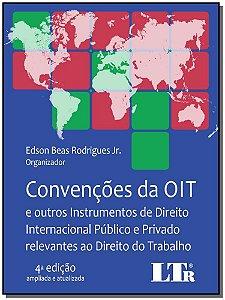 Convenções Da Oit - 04Ed/19