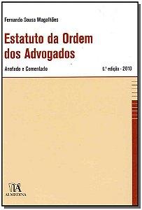 Estatuto Da Ordem Dos Advogado - Anotado E Comentado - 06Ed/10