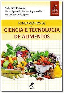 Fundamentos De Ciência E Tecnologia De Alimentos - 02Ed/20