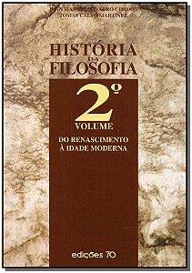 História Da Filosofia - Vol. 2