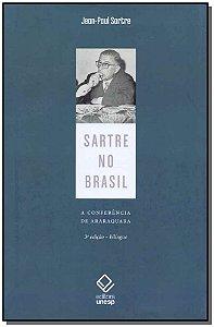 Sartre No Brasil - 03Ed/19 - (Bilíngue)