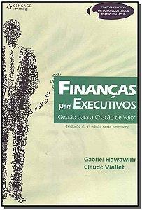Finanças Para Executivos - Gestão Para A Criação De Valor