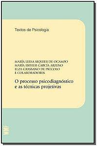 Processo Psicodiagnóstico E As Técnicas Projetivas, O - 11Ed/09