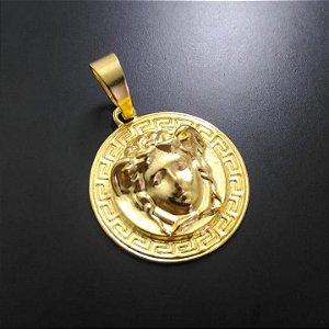 Pingente Versace Banhado a Ouro 18K