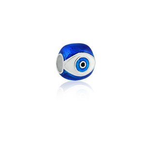 Berloque de Prata Separador Olho Grego