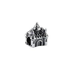 Berloque de Prata Castelo