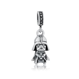 Berloque de Prata Star Wars Darth Vader