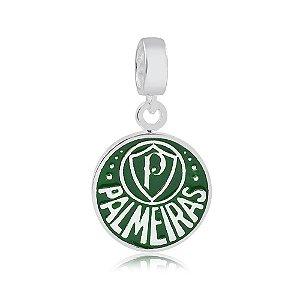 Berloque de Prata Pingente Palmeiras