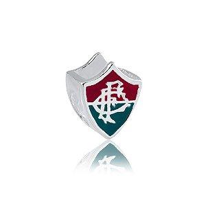 Berloque de Prata Separador Fluminense
