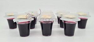 Kit Ceia Smart (suco natural e pão ázimo) - caixa com 48 unidades