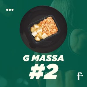 Ganho de Massa #2- 40 Pratos (400G)