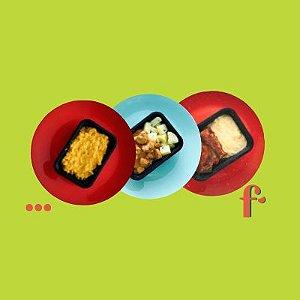dia a dia- Kit mais vendidos 20 pratos vegetarianos