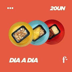 dia a dia- Kit mais vendidos 20 pratos 2  (Atualizado)