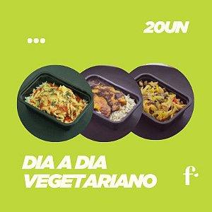 dia a dia- Kit mais vendidos 20 pratos vegetarianos 2 (Atualizado)