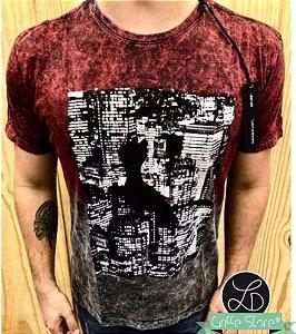 Camiseta Original Masculina Vermelha
