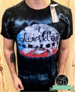 Camiseta Masculina Griffe Top Circular