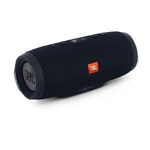 Som Portatil JBL Harman Charge 3 Bluetooth Original - Preto