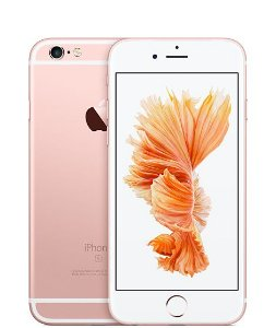 Apple Iphone 6s Rose / Rosa 16Gb  1 Ano Garantia