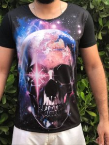 Camiseta DUKBIDE Caveira