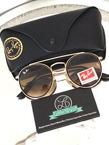 Oculos de Sol Ray Ban Round