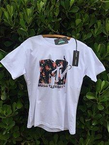 Camiseta Masculina Reserva MTV Music
