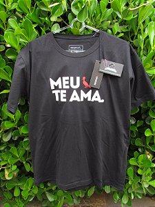Camiseta Masculina Reserva Meu Pica Pau Te Ama