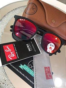 Óculos de Sol Ray Ban Erika Degradê Espelhado RB 4278