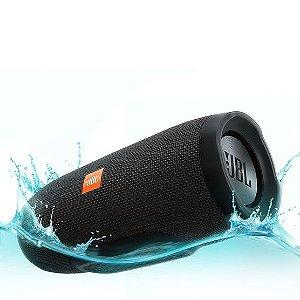 Caixa de Som JBL Charge 3 Bluetooth A Prova Dagua Original