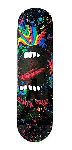 Shape Santa Cruz Powerlyte Big Mouth Splatter 8.0
