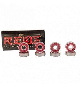 Rolamento Red Bones Skate Longboard