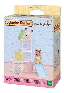 Sylvanian Families Playground Escorregado De Bebê Epoch 5025