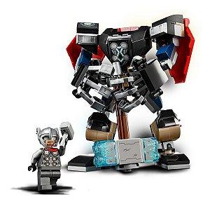 Lego Marvel Avengers Armadura Robôs De Thor 76169