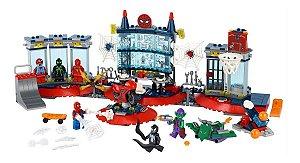 Lego Marvel 76175 - Ataque Ao Abrigo De Spider-Man