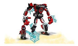 Lego Super Heroes Marvel Armadura Robô Miles Morales 76171