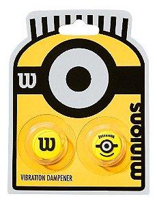 Antivibrador Dampener Minions - Edição Limitada - C/ 2 Unid.